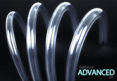 PrimoChill PrimoFlex Advanced LRT Tubing Clear 1/2ID 3/4OD 3m