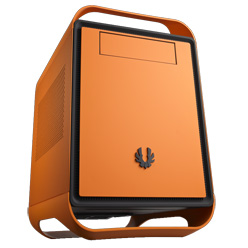 BitFenix Prodigy Mini-ITX Case Orange