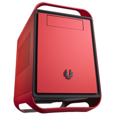 BitFenix Prodigy Mini-ITX Case Red