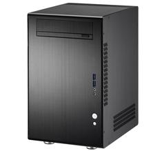 Lian Li PC-Q11 Black Aluminium HTPC Case USB3.0