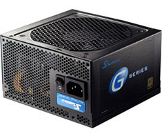 Seasonic G-650 Gold 650W Power Supply