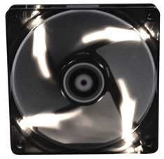BitFenix Spectre 140mm Black Tinted White LED Fan