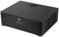 SilverStone GD06B USB3.0 Micro ATX Case