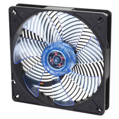 SilverStone 140mm Air Penetrator UV Fan AP141