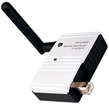 TP-Link WPS510U Pocket Sized Wireless Print Server