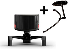 NaturalPoint TrackIR 5 Ultra Head Tracker Bundle