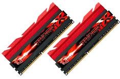 G.Skill Trident X F3-2400C10D-16GTX 16GB (2x8GB) DDR3