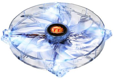 Thermaltake 20cm Blue LED Case Fan
