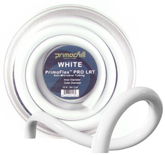 PrimoFlex Pro LRT Tubing White 1/2ID 3/4OD 10ft Retail