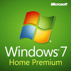 Microsoft Windows 7 Home Premium 64bit with SP1 OEM
