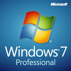 Microsoft Windows 7 Professional 64bit with SP1 OEM