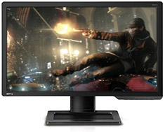 BenQ XL2411Z 24in LED 144Hz Gaming Monitor