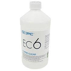 XSPC EC6 Liquid Cooling Coolant Clear